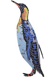 Decorazione Liner PVC Pinguino