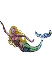 Decorazione Liner PVC Sirena