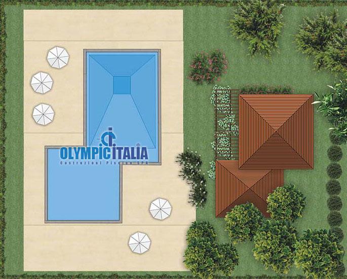 Piscina Design  2 P